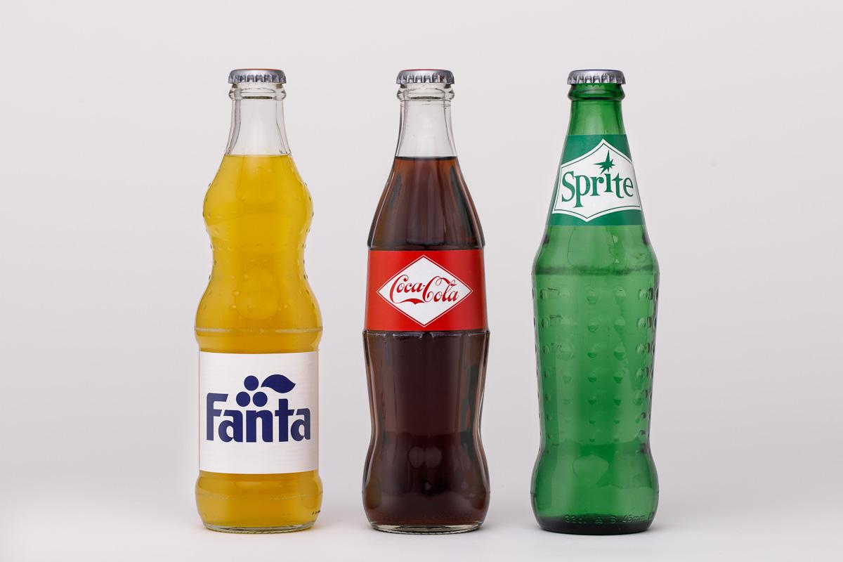 Coke Obscura retro range